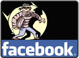دستگیری سارق توسط فیسبوک!