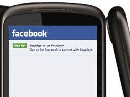 فیسبوک هم   موبایل عرضه میکند