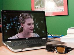 لپ تاپ سه بعدی HP