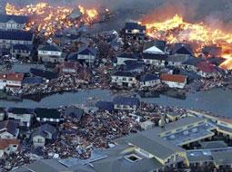 سرويس گوگل برای يافتن افراد در زلزله در ژاپن