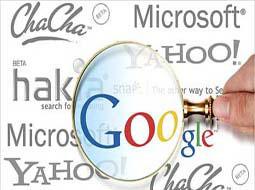 كاهش سهم گوگل در بازار جستوجوگرهاي اينترنتي