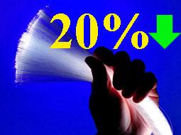 اجرا نشدن  تخفیف 20 درصدی اینترنت