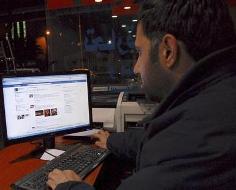 قطع شدن اینترنت و شبکه تلفن همراه در سوریه
