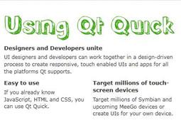 Qt Quick   ابزار طراحی سریع و سادهتر برنامه گوشی لمسی