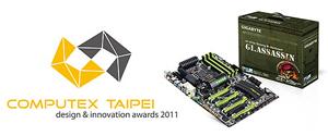 جایزه بهترین طراحی و نوآوری به مادربرد گیگابایت رسید