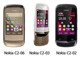 سه گوشی جدید نوکیا با قیمت پایین