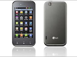 Optimus Sol  ال.جی، تحولی در دنیای گوشیهای هوشمند