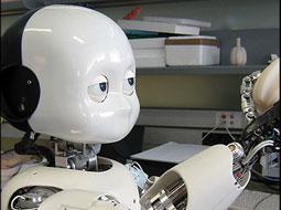 حمل مشعل المپیک ۲۰۱۲ توسط یک روبات!