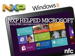 ورود Windows8 سازگار با NFC به میدان