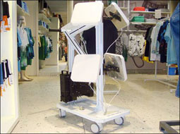 کاربرد RFID در مد و خرید پوشاک