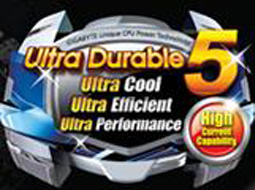 نسل پنچم از فن آوری Ultra Durable