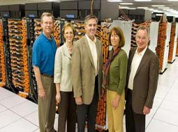 IBM سریعترین ابررایانه را طراحی کرد
