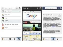 گوگل کروم مخصوص آیپد و آیفون طراحی شد