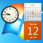 هشدار: Gadget را در Windows غیرفعال کنید