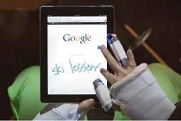 گوگل فناوری تشخیص دستخط را به جستوجوگر خود افزود