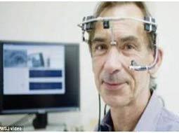اختراع دستگاهی که حرکات چشم را به نوشته تبدیل میکند