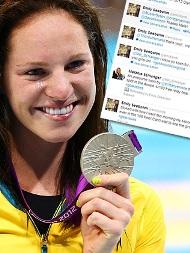 شناگر شکستخورده المپیک: اینترنت مقصر است!
