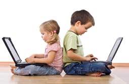 نخستین شبکه اجتماعی مجازی کودکان آغاز به کار میکند