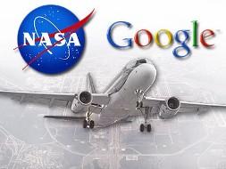 گوگل به مرکز فضایی کندی پا گذاشت