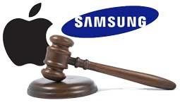 اپل: یکچهارم فروش سامسونگ از کپی محصولات ما بود