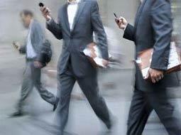 استفاده از فناوریهای همراه شخصی برای مقاصد کاری افزایش مییابد