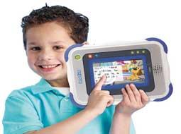 نخستین رایانه لوحی ویژه کودکان آمد