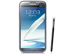 نگاهی به Galaxy Note II در نشست خبری سامسونگ