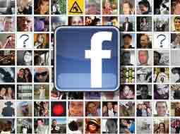 """""""فیس بوک"""" کلاس مردم شناسی است"""
