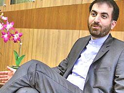 مهدی اخوان بهابادی، دبیر شورای عالی فضای مجازی