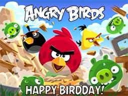 دوستداران بازی پرندگان خشمگین غافلگیر شدند