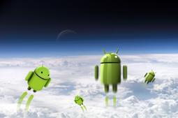 گوشی هوشمند اندرویدی به مدار زمین پرتاب میشود