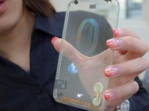 رونمایی از نخستین گوشی هوشمند جهان با بدنه کاملا شیشهای
