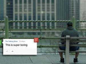 گوگل کفش سخنگو ساخت