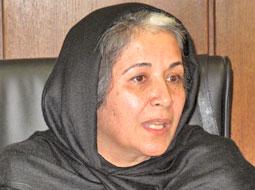 آزاده داننده رییس سازمان نظام صنفی رایانهای تهران