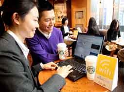 نكات استفاده از شبكه های Wi-Fi عمومی