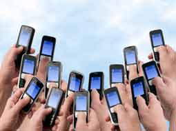 فروش ۴۳۲ میلیون تلفن همراه در جهان