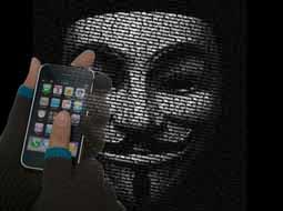 گوشی های لمسی و افشای اطلاعات