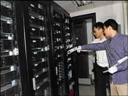 دانشمندان چینی اولین رایانه مقلد در جهان را ساختند