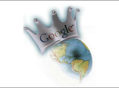 گوگل بازهم پربینندهترین سایت اینترنتی جهان شد