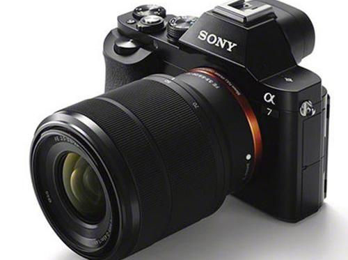 سونی دوربین حرفهای با حسگر 36 مگاپیکسلی عرضه میکند