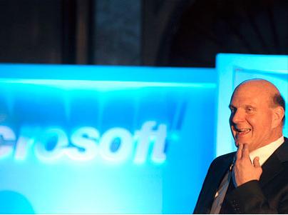 اولین فصل درآمدزایی مایکروسافت از زمان مدیرعاملی بالمر