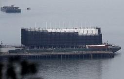 کشتی مرموز گوگل + تصاویر