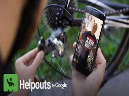 Helpouts، سرویس جدید و خلاقانه گوگل