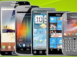 لیست گوشی های دارای سنسور مادون قرمز سنسور شتاب سنج گوشی - موبایل