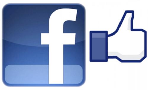 لایک فیسبوک عوض شد