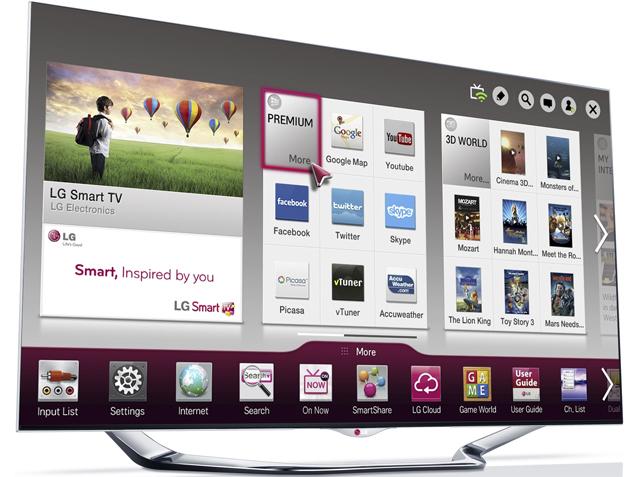 احتمال جاسوسی تلویزیونهای LG از خانههای مردم