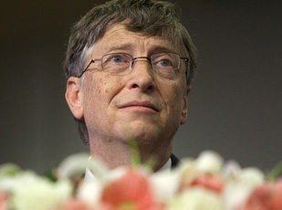 """اشکهای """"بیل گیتس"""" برای پیدا کردن مدیرعامل جدید مایکروسافت"""