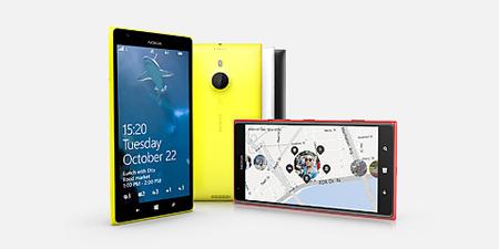 15- گوشی هوشمند Lumia 1520 نوکیا مبتنی بر سیستمعامل ویندوز فون که پرفروشترین گوشی نوکیا محسوب میشود