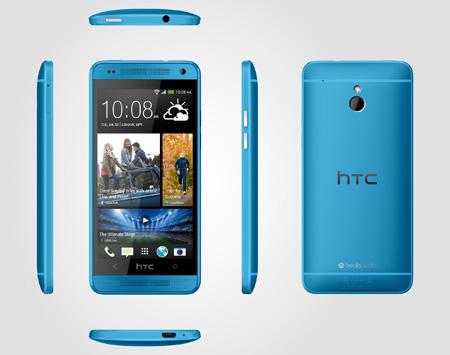13- گوشی هوشمند HTC One mini که مدل کوچک شده بهترین گوشی HTC محسوب میشود