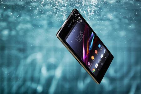 3- گوشی هوشمند Xperia Z1 سونی که ضدآب است و از پرقدرتترین گوشیهای اندرویدی جهان محسوب میشود